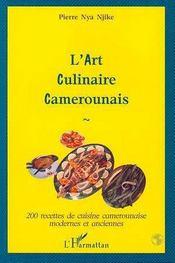 L'art culinaire Camerounais - Intérieur - Format classique