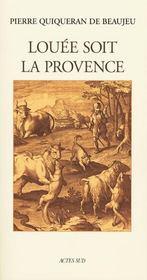 Louee Soit La Provence - Intérieur - Format classique