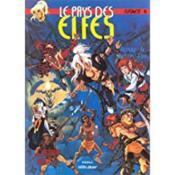 Le pays des elfes t.14 ; l'esprit noir - Couverture - Format classique