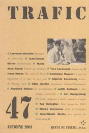Revue Trafic T.47 - Couverture - Format classique