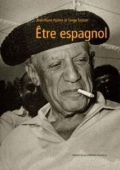 Être espagnol - Couverture - Format classique