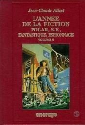 Annee De La Fiction 94/6 - Couverture - Format classique
