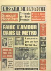 Special Derniere N°373 du 23/04/1976 - Couverture - Format classique