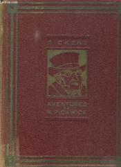 Les Aventures De Monsieur Pickwick. - Couverture - Format classique