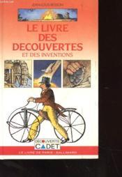 Le Livre Des Decouvertes Et Des Inventions - Couverture - Format classique