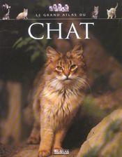 Le Grand Atlas Du Chat - Intérieur - Format classique