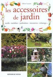 Les Accessoires De Jardin - Intérieur - Format classique