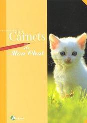 Les Carnets De Mon Chat - Intérieur - Format classique