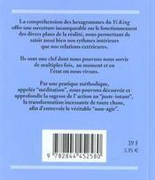 Petit Livre Du Yi King (Le) - 4ème de couverture - Format classique