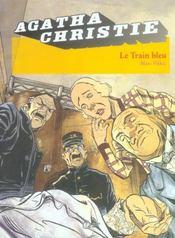 Agatha Christie t.11 ; le train bleu - Intérieur - Format classique