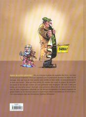 Pervers pepere - 4ème de couverture - Format classique