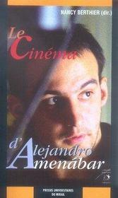 Le cinéma d'alejandro amenabar - Intérieur - Format classique