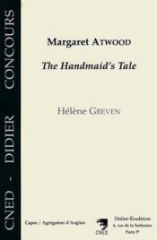 Margaret Atwood-The Handmaid'S Tale - Couverture - Format classique