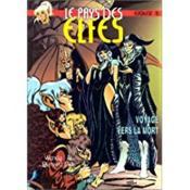 Le pays des elfes t.15 ; voyage vers la mort - Couverture - Format classique