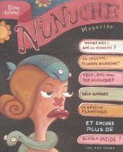 Nunuche magazine - Intérieur - Format classique