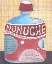 Nunuche magazine - 4ème de couverture - Format classique