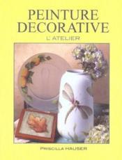 Peinture decorative - Couverture - Format classique