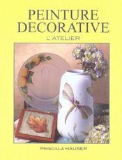 Peinture decorative - Intérieur - Format classique