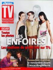 Tv Magazine Le Parisien N°21003 du 09/03/2012 - Couverture - Format classique