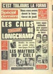 Special Derniere N°376 du 14/05/1976 - Couverture - Format classique