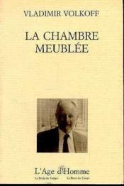 La Chambre Meublee - Couverture - Format classique