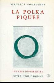 La Polka Piquee - Couverture - Format classique