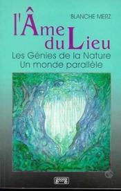 L'Ame Du Lieu - Couverture - Format classique