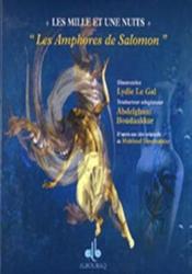 Amphores De Salomon (Les) - Couverture - Format classique