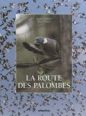 La route des palombes - Couverture - Format classique