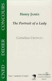 Henry james-the portrait of a lady - Couverture - Format classique
