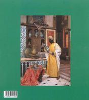 Orientalistes Des Ecoles Allemande Et Autrichienne(Les) - 4ème de couverture - Format classique