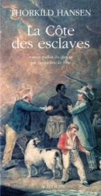 La Cote Des Esclaves - Couverture - Format classique