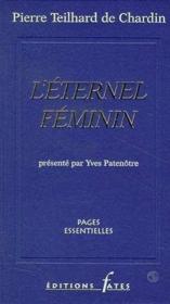 Eternel L Feminin - Couverture - Format classique