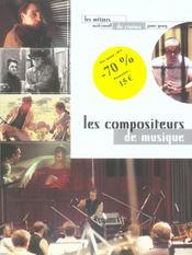 Les Compositeurs De Musique De Films - Intérieur - Format classique