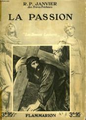La Passion. Collection : Les Bonnes Lectures. - Couverture - Format classique