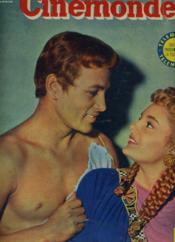 CINEMONDE - 22e ANNEE - N° 1043 - Le film raconté complet en couleurs: NUIT SAUVAGE - Couverture - Format classique