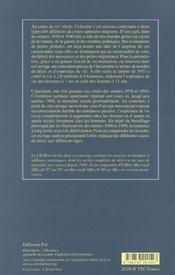 Les cahiers de l'INED N° 152 ; mortalité et causes de décès en Ukraine au XXe siècle - 4ème de couverture - Format classique