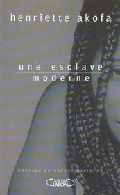 Une Esclave moderne - Intérieur - Format classique