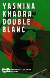 Double Blanc - Couverture - Format classique
