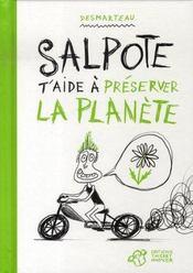 Salpote t'aide à préserver la planète - Intérieur - Format classique