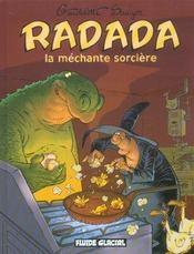 Radada La Mechante Sorciere ; L'Integrale - Intérieur - Format classique