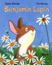 Benjamin lapin - Couverture - Format classique