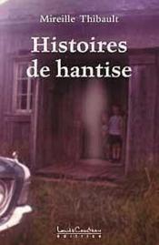 Histoires de hantise - Couverture - Format classique