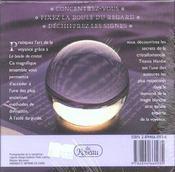 La boule de cristal - 4ème de couverture - Format classique