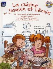 La cuisine de josquin et léonie - Intérieur - Format classique