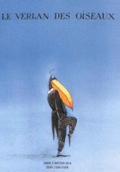 Le verlan des oiseaux et autres jeux de plume - 4ème de couverture - Format classique