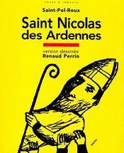 Saint Nicolas Des Ardennes - Couverture - Format classique