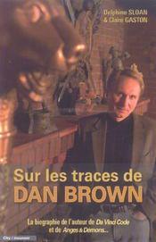 Sur les traces de dan brown - Intérieur - Format classique