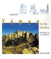 Yemen - L'Art Des Batisseurs - Couverture - Format classique