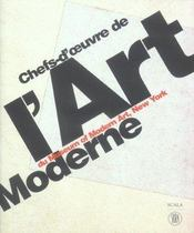 Chefs-D'Oeuvre De L'Art Moderne Du Museum Of Modern Art New - Intérieur - Format classique